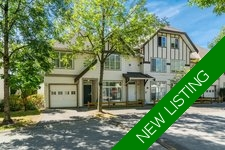 Cloverdale BC Townhouse for sale:  3 bedroom 1,424 sq.ft. (Listed 2017-07-28)